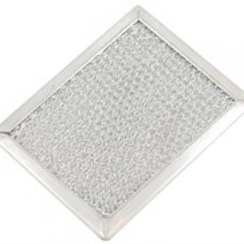 metal mesh appliance filter