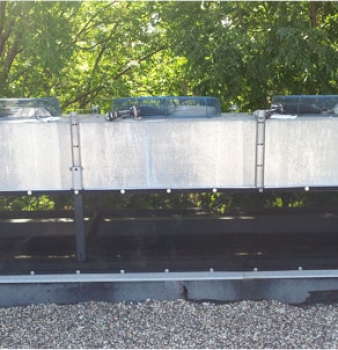 Cottonwood Clogs Grocery Chain Condensers