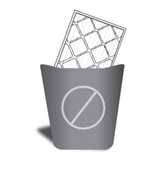 Throw Away Your Disposable Filter!